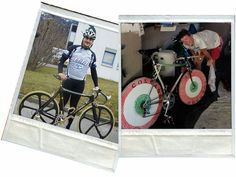 Happy Birthday Ernesto Colnago. Thank you for the most beautiful and impressive bikes ever! Revelo