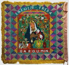 Items depict Haiti's 'vodou' Haitian Art, Haitian Flag, Erzulie Freda, The Power Of Myth, Medical Symbols, Our Lady Of Sorrows, University Of Arkansas, Sacred Symbols, Costume