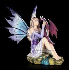 Fairy Figurine - Blossoming Basilisk