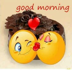 Love Smiley, Happy Smiley Face, Emoji Love, Cute Emoji, Good Morning Kisses, Good Morning Texts, Emoji Pictures, Emoji Images, Good Morning My Sweetheart