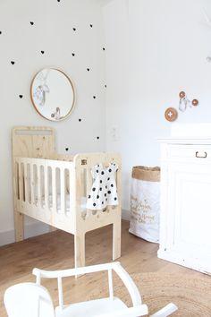Sneak peek van de #babykamer! Binnenkort meer op sevencouches.nl #nursery…