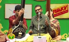 T M Krishna's Vocal concert in Margazhi Maha Utsavam, Jaya TV, 2013
