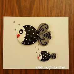 Mirror Painting, Pebble Painting, Pebble Art, Stone Painting, Stone Crafts, Rock Crafts, Hobbies And Crafts, Arts And Crafts, Canvas Art Projects