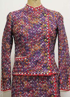 Suit Detail c.a. 1966