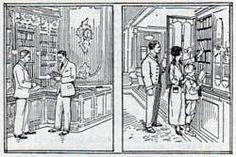 Alle stoomboten van de in Antwerpen gevestigde Red Star Line beschikten over een bibliotheek met zowel moderne als klassieke literatuur