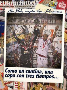 Sao Paulo campeón de la Copa Sudamericana