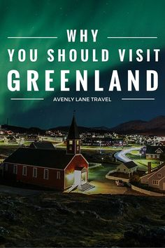 """First things first, the name Greenland is an absurd choice for this place. Greenland not the lush verdant paradise I imagine when I think of a """"green land."""" Instead, Greenland is a barely hospitable arctic vortex. Click through to see why you need to visit Greenland!"""