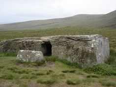 Image result for unstan chambered cairn plan