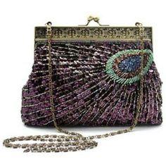 Bling Luxury Peacock Handmade Evening Handbag Wedding Party Purse Wallet Clutch Your Gallery http://www.amazon.com/dp/B00KCN8ZIE/ref=cm_sw_r_pi_dp_rFGPtb0BDZ7S92WP