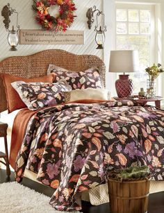 Bedroom Decorating Ideas for Fall