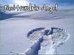 Jimi Hendrix-Angel