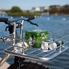#Bikeporter para fixies y bicicletas urbanas. Un manillar con tansporting integrado