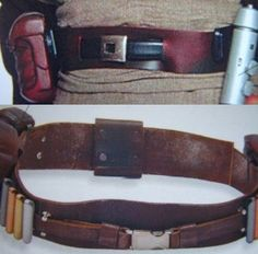 2 kinds of jedi belt