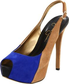 #Jessica #Simpson Women's Princess #Pump       Perfect and sexy!       http://amzn.to/HwZtJ8