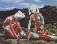 Ultraman family (?)