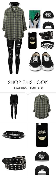"""""""....."""" by pierce-the-veil10 ❤ liked on Polyvore featuring RVCA"""
