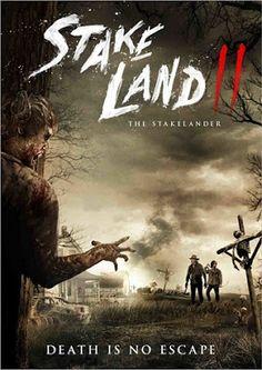 TERROR EN EL CINE. : STAKE LAND 2. (TRAILER 2017)