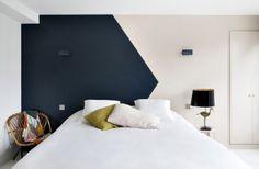 Chambre double de l'hôtel Henriette situé à quelques pas du quartier Mouffetard