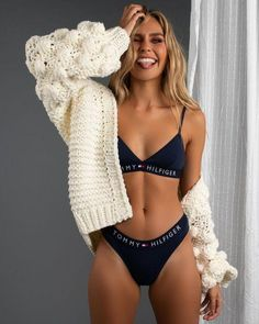 Tommy Hilfiger Original Bikini Brief Tommy Hilfiger Original Bikini Brief,chicks Related posts:Best fitness goals body shape butt workouts Ideas - Body goalsgym in 2020 - Body goals- Hourglass body workout minuten workout bauch beine. Cute Bikinis, Cute Swimsuits, Summer Bikinis, Beach Swimsuits, Women Swimsuits, Girls In Bikinis, Tommy Hilfiger Outfit, Tommy Hilfiger Bikini, Tommy Hilfiger Style