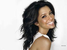 LATINA Makeup & Beauty: Latina natural makeup look. Best for olive skin/dark hair morenas