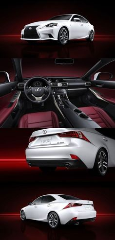 rioja red is the new black the 2014 lexus is 250 fsport. Black Bedroom Furniture Sets. Home Design Ideas