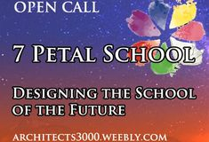 Architecture Proposals International Contest for 7 Petal Schools Future School, Proposals, Colleges, School Design, Schools, University, Students, Education, Architecture