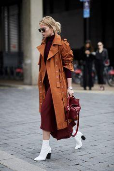 New Fashion Week London Street Style 63 Ideas London Fashion Weeks, New York Fashion, Fashion Mode, Trendy Fashion, Fashion Trends, Fashion Fashion, Fashion Outfits, Fashion Boots, Greek Fashion