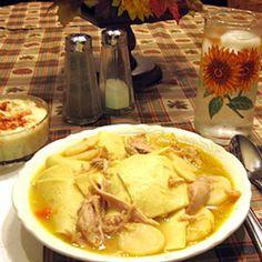 Chicken Pot Pie (the real Pennsylvania Dutch Way!)