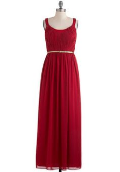 Fall in Love with Me Dress, #ModCloth Modcloth surprisingly has very cute bridesmaid-y dresses for great prices. I love the deep red, how do we feel about deep red?