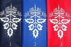 Tanja.L / pánska kravata Slovakia folk tri farebné varianty (červená č.3) Folk, Waves, Artwork, Work Of Art, Popular, Auguste Rodin Artwork, Forks, Artworks, Folk Music