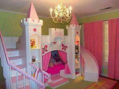 Ideas para decorar, habitacion infantil