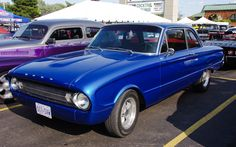 1961 Ford Falcon | by stephenvelden