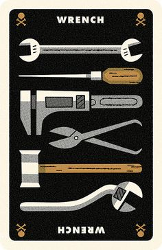 Clue - Wrench - Andrew Kolb