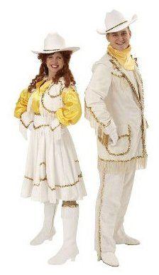 Annie Get Your Gun Costume Rentals for Annie Oakley and Frank Butler