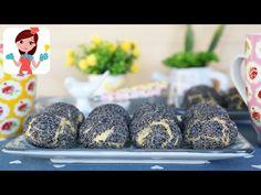 Haşhaş Tohumlu Kurabiye (Videolu Tarif) | Kevserin Mutfağı - Yemek Tarifleri