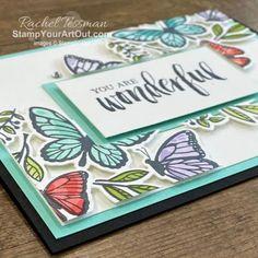 How To Makr, Online Paper, Shaped Cards, Envelope Sizes, Butterfly Cards, Favorite Words, Paper Pumpkin, Floating Frame, Stampin Up Cards