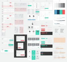 Screenshot of CodeAcademy's UI toolkit.