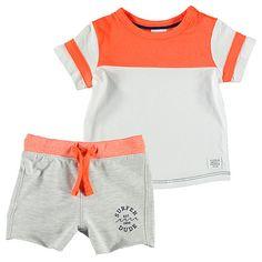 Boys' T-Shirt And Shorts Set