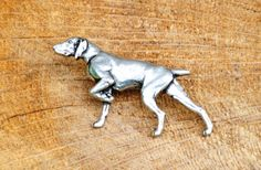 Hey, I found this really awesome Etsy listing at https://www.etsy.com/listing/200789918/german-shorthaired-pointer-pin-brooch