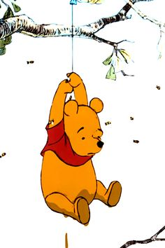Disney iPhone backgrounds [x]Winnie the Pooh and friends...
