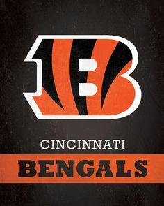 ScoreArt - Cincinnati Bengals Logo