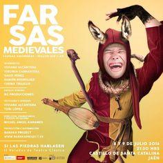 """El teatro burlesco se apodera del castillo, este viernes, con """"Farsas Medievales"""""""