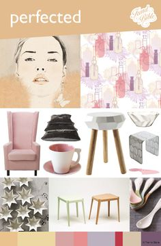 Mood Board - My Deco - clare g