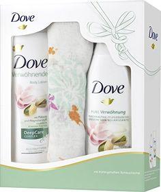Dove Women Geschenkset mit Halstuch