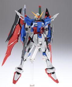 "Custom Build: RG 1/144 Destiny Gundam ""Revised"" - Gundam Kits Collection News and Reviews"