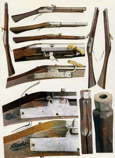 Ethnographic Arms & Armour - A very fine Tusco-Emilian snap matchlock Landsknecht's harquebus, ca. 1525