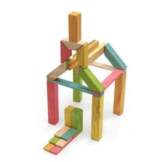 Magnetic Block Sets. Love this for endless creativity! Great site with initiative stuff.