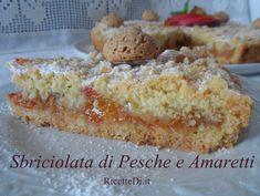 Italian Desserts, Allrecipes, Vanilla Cake, Buffet, Good Food, Dessert Recipes, Sweets, Breakfast, Ricotta