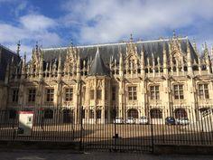 Parlement de Rouen. Les tops des villes françaises.
