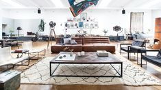 A lifestyle shop, The Loft in Amsterdam.  An ideal space for www.maudinteriors.com.